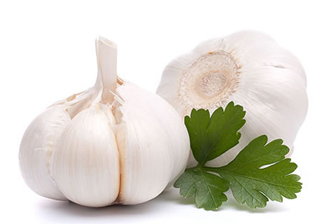 Capsicum & Garlic with Parsley